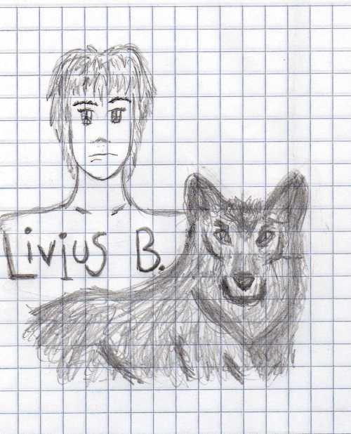 Livius y su forma de animago